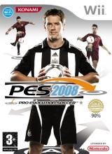 PES 2008 - Pro Evolution Soccer Zonder Handleiding voor Nintendo Wii