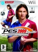 PES 2009 - Pro Evolution Soccer voor Nintendo Wii