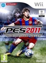 PES 2011 - Pro Evolution Soccer voor Nintendo Wii
