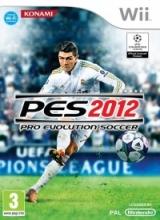 PES 2012 - Pro Evolution Soccer voor Nintendo Wii