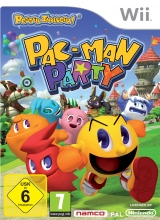 Boxshot Pac-Man Party