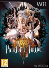 Boxshot Pandora's Tower