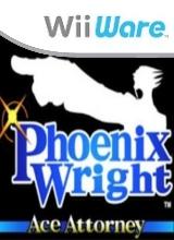 Phoenix Wright Ace Attorney voor Nintendo Wii