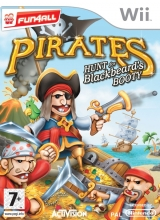Pirates: Hunt For Black Beard's Booty voor Nintendo Wii