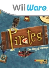 Pirates The Key of Dreams voor Nintendo Wii