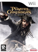Pirates of the Caribbean At Worlds End voor Nintendo Wii