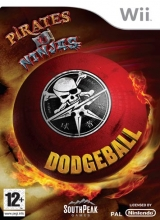 Pirates vs Ninjas Dodgeball voor Nintendo Wii