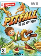 Pitfall: The Big Adventure voor Nintendo Wii