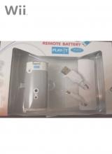 Play-It Single Battery Pack & USB Kabel in Doos voor Nintendo Wii