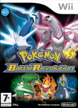 Pokémon Battle Revolution voor Nintendo Wii