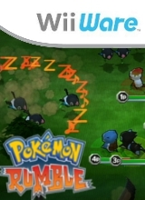 Pokemon Rumble voor Nintendo Wii