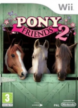 Pony Friends 2 voor Nintendo Wii