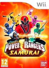 Power Rangers Samurai voor Nintendo Wii