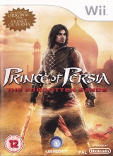 Prince of Persia: The Forgotten Sands + 1989 voor Nintendo Wii