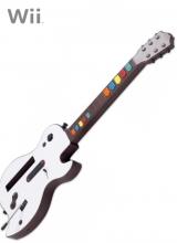 QWare Guitar Bruin voor Nintendo Wii