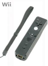 QWare Remote Zwart voor Nintendo Wii