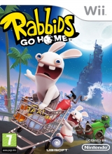 Rabbids Go Home Losse Disc voor Nintendo Wii