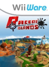 Racers Islands Crazy Racers voor Nintendo Wii