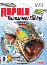 Rapala Tournament Fishing voor Nintendo Wii
