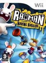 Rayman Raving Rabbids voor Nintendo Wii