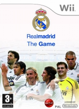 Real Madrid The Game voor Nintendo Wii
