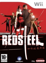 Boxshot Red Steel