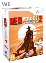 Red Steel 2 & Motion Plus in Doos voor Nintendo Wii