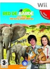 Red de Aarde - Jouw Missie: Verzorg Wilde Dieren voor Nintendo Wii