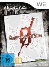 Resident Evil Archives: Resident Evil Zero voor Nintendo Wii