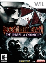 Resident Evil: The Umbrella Chronicles voor Nintendo Wii