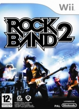 Rock Band 2 voor Nintendo Wii