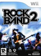 Rock Band 2 voor Nintendo Wii
