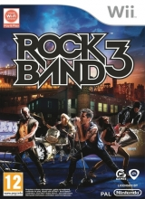 Rock Band 3 voor Nintendo Wii