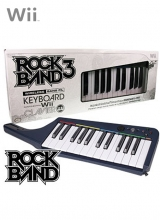Rock Band 3 Wireless Keyboard voor Nintendo Wii