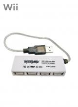 Rock Band 4 Way USB Hub voor Nintendo Wii