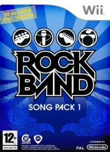 Rock Band Song Pack 1 voor Nintendo Wii