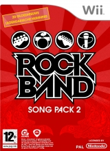 Rock Band Song Pack 2 voor Nintendo Wii
