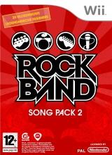 Rock Band Song Pack 2 voor Nintendo Wii
