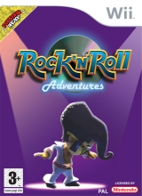 Rock 'n' Roll Adventures voor Nintendo Wii