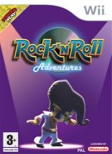 Rock 'n' Roll Adventures voor Nintendo Wii