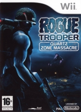 Rogue Trooper: The Quartz Zone Massacre voor Nintendo Wii