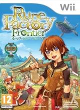 Rune Factory Frontier voor Nintendo Wii