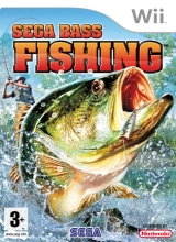 SEGA Bass Fishing voor Nintendo Wii