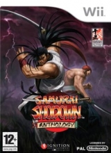 Samurai Shodown Anthology voor Nintendo Wii
