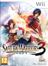 Boxshot Samurai Warriors 3