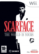 Scarface: The World is Yours voor Nintendo Wii
