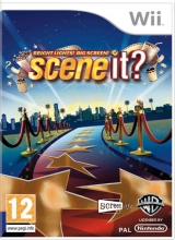 Scene It? Bright Lights! Big Screen! voor Nintendo Wii