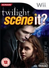 Scene It? Twilight voor Nintendo Wii