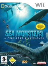 Sea Monsters A Prehistoric Adventure voor Nintendo Wii