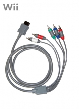 Second Party Componentkabel voor Nintendo Wii
